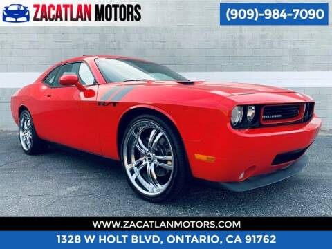 2009 Dodge Challenger for sale at Ontario Auto Square in Ontario CA