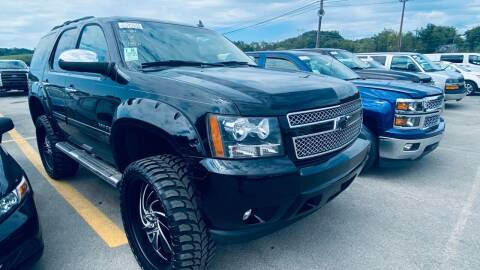 2012 Chevrolet Tahoe for sale at Wildcat Used Cars in Somerset KY