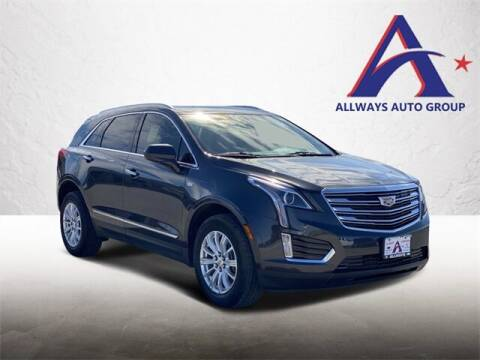 2017 Cadillac XT5 for sale at ATASCOSA CHRYSLER DODGE JEEP RAM in Pleasanton TX