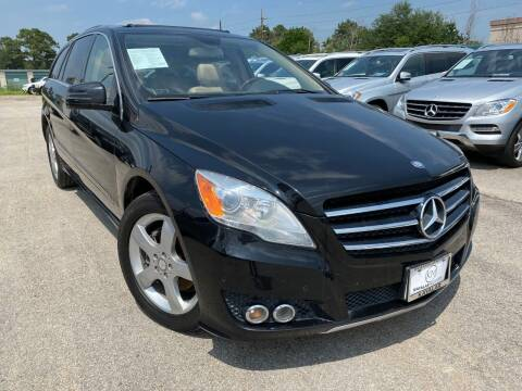 2011 Mercedes-Benz R-Class for sale at KAYALAR MOTORS in Houston TX
