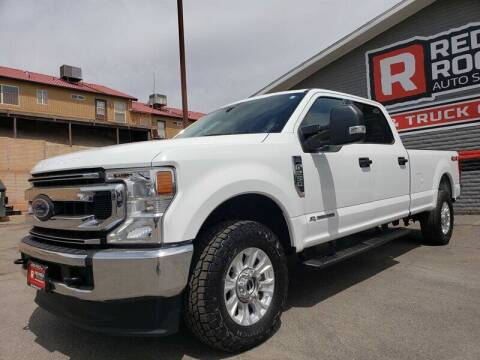 2020 Ford F-250 Super Duty for sale at Red Rock Auto Sales in Saint George UT