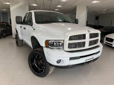 2005 Dodge Ram Pickup 2500 for sale at Auto Mall of Springfield in Springfield IL