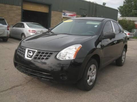2010 Nissan Rogue for sale at ELITE AUTOMOTIVE in Euclid OH