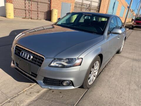 2009 Audi A4 for sale at Square Business Automotive in Milwaukee WI