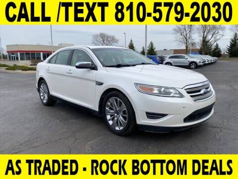 2010 Ford Taurus for sale at Lasco of Grand Blanc in Grand Blanc MI