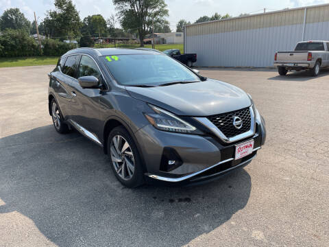 2019 Nissan Murano for sale at ROTMAN MOTOR CO in Maquoketa IA
