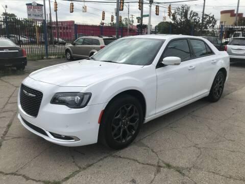 2018 Chrysler 300 for sale at SKYLINE AUTO in Detroit MI
