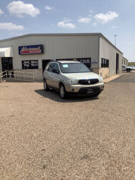 2005 Buick Rendezvous for sale at Chaparral Motors in Lubbock TX
