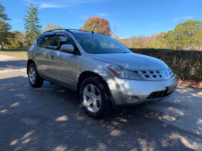 2005 Nissan Murano for sale at 100% Auto Wholesalers in Attleboro MA