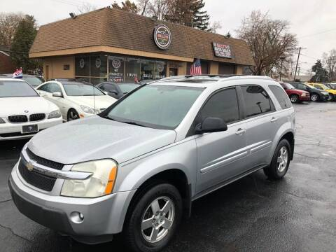2005 Chevrolet Equinox for sale at Billy Auto Sales in Redford MI