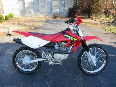 2002 Honda XR100R for sale at Blue Ridge Riders in Granite Falls NC