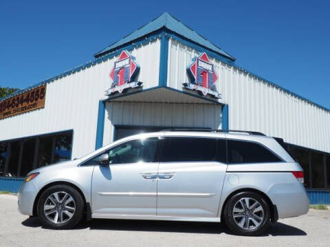 2014 Honda Odyssey for sale at DRIVE 1 OF KILLEEN in Killeen TX