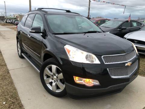 2011 Chevrolet Traverse for sale at Wyss Auto in Oak Creek WI