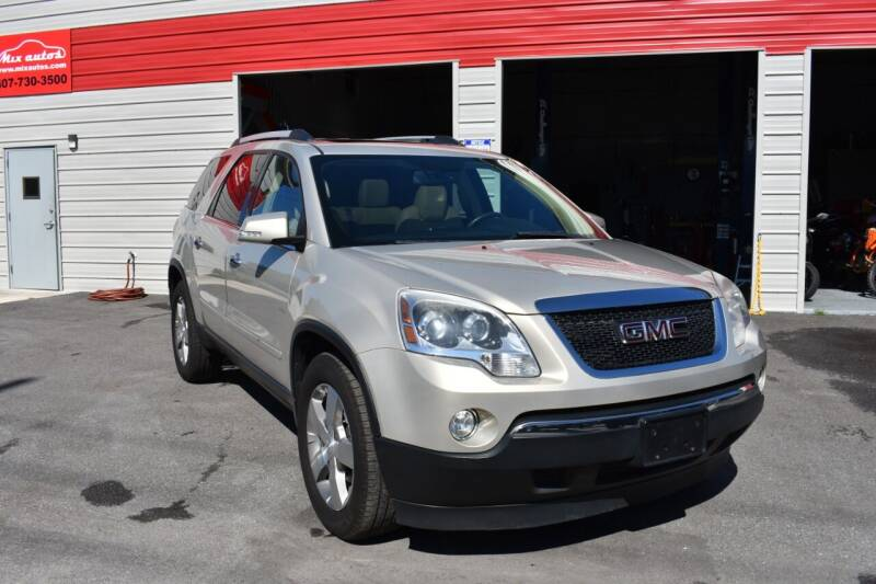 2011 GMC Acadia for sale at Mix Autos in Orlando FL