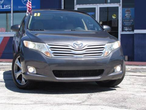2010 Toyota Venza for sale at VIP AUTO ENTERPRISE INC. in Orlando FL