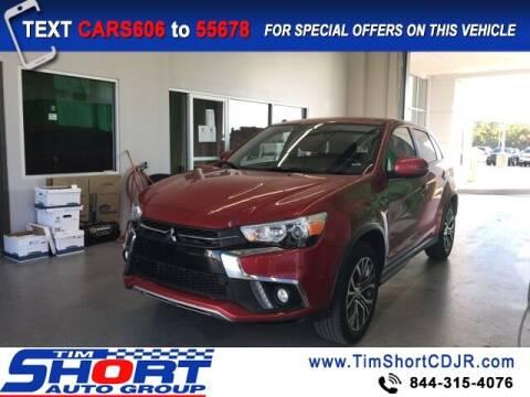 2019 Mitsubishi Outlander Sport for sale at Tim Short Chrysler in Morehead KY
