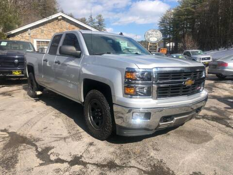 2014 Chevrolet Silverado 1500 for sale at Bladecki Auto in Belmont NH