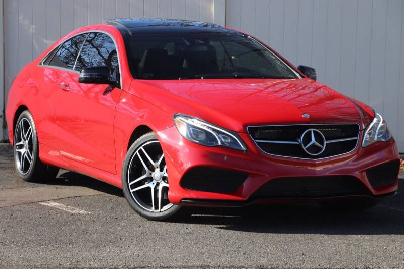 2017 Mercedes-Benz E-Class for sale at Jersey Car Direct in Colonia NJ