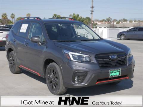 2021 Subaru Forester for sale at John Hine Temecula - Subaru in Temecula CA