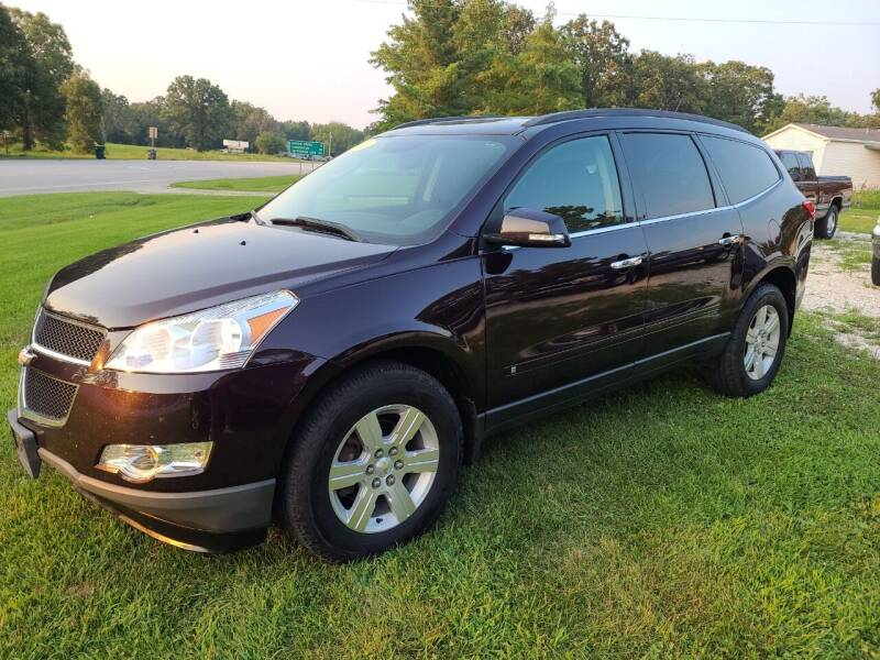 2010 Chevrolet Traverse for sale at Moulder's Auto Sales in Macks Creek MO
