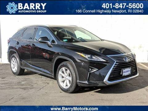 2017 Lexus RX 350 for sale at BARRYS Auto Group Inc in Newport RI