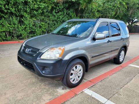 2006 Honda CR-V for sale at DFW Autohaus in Dallas TX