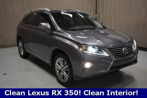 2013 Lexus RX 350 for sale at Vorderman Imports in Fort Wayne IN
