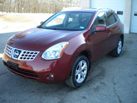 2009 Nissan Rogue for sale at Route 111 Auto Sales in Hampstead NH