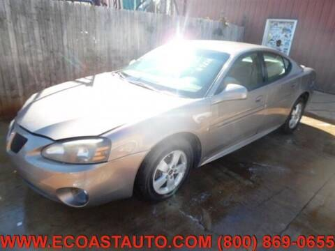 2006 Pontiac Grand Prix for sale at East Coast Auto Source Inc. in Bedford VA