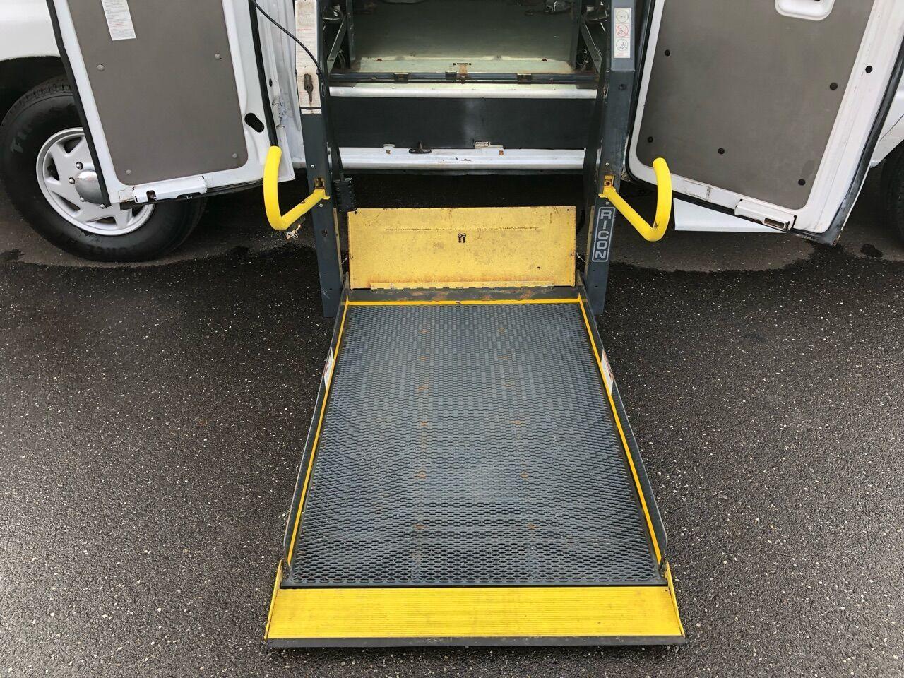 2012 Ford E-Series Cargo Full-size Cargo Van