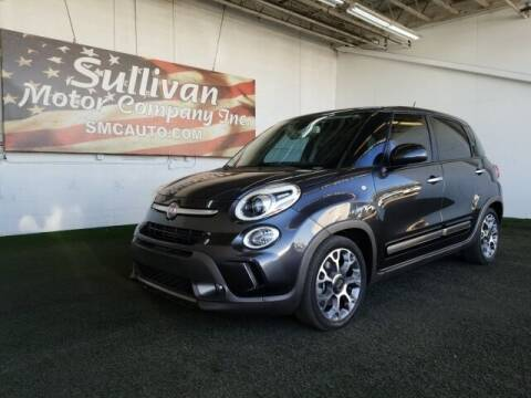 2014 FIAT 500L for sale at SULLIVAN MOTOR COMPANY INC. in Mesa AZ