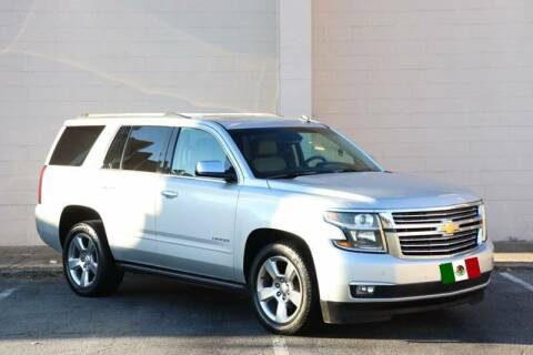 2015 Chevrolet Tahoe for sale at El Patron Trucks in Norcross GA