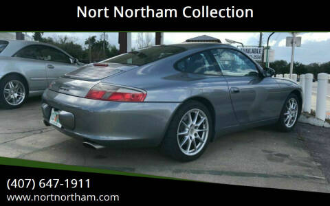 2002 Porsche 911 for sale at Nort Northam Collection in Winter Park FL