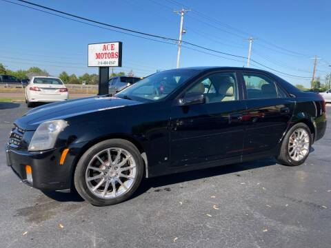 2007 Cadillac CTS for sale at Ace Motors in Saint Charles MO