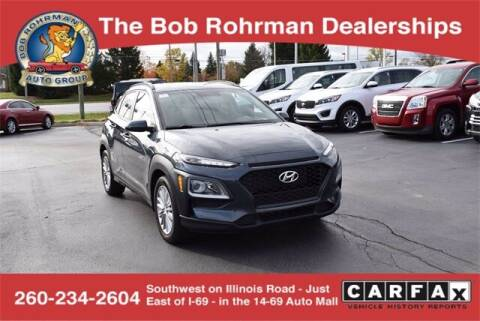 2018 Hyundai Kona for sale at BOB ROHRMAN FORT WAYNE TOYOTA in Fort Wayne IN