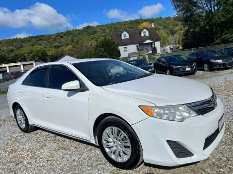 2013 Toyota Camry for sale at Ron Motor Inc. in Wantage NJ