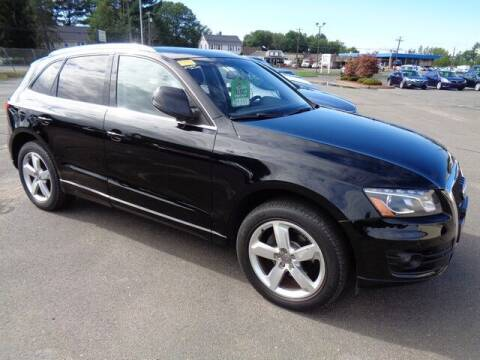 2010 Audi Q5 for sale at BETTER BUYS AUTO INC in East Windsor CT