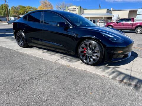 2021 Tesla Model 3 for sale at Streamline Motors in Billings MT