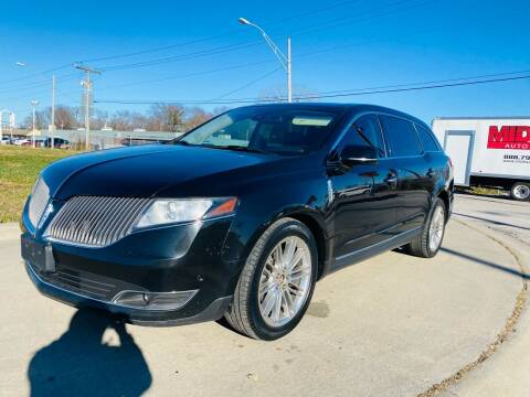2013 Lincoln MKT for sale at Xtreme Auto Mart LLC in Kansas City MO
