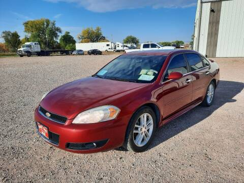 2013 Chevrolet Impala for sale at Best Car Sales in Rapid City SD