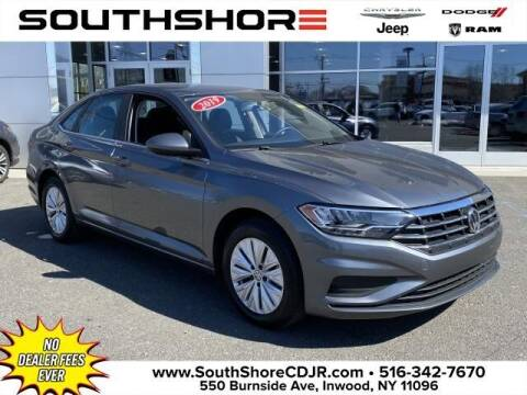 2019 Volkswagen Jetta for sale at South Shore Chrysler Dodge Jeep Ram in Inwood NY