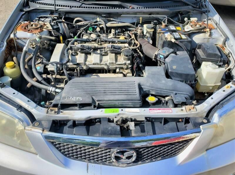 2002 Mazda Protege LX 4dr Sedan - Ankeny IA