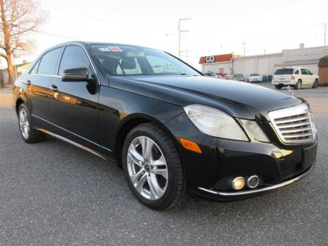 2010 Mercedes-Benz E-Class for sale at Cam Automotive LLC in Lancaster PA