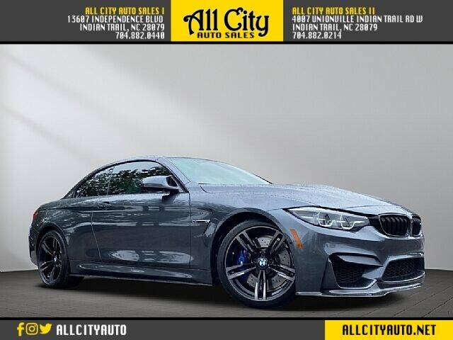 2018 BMW M4 for sale at All City Auto Sales in Indian Trail NC