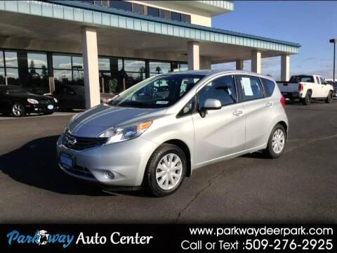 2014 Nissan Versa Note for sale at PARKWAY AUTO CENTER AND RV in Deer Park WA