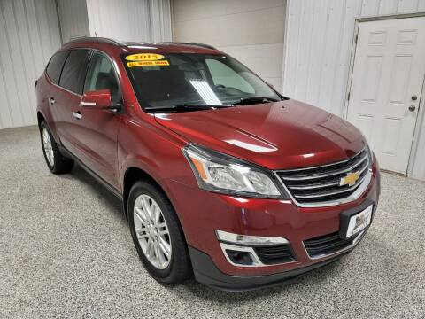 2015 Chevrolet Traverse for sale at LaFleur Auto Sales in North Sioux City SD