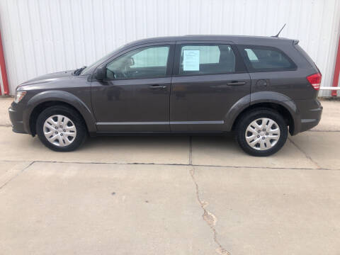 2015 Dodge Journey for sale at WESTERN MOTOR COMPANY in Hobbs NM