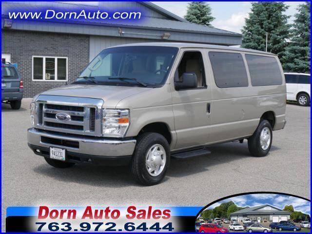 2012 Ford E-Series Wagon for sale at Jim Dorn Auto Sales in Delano MN