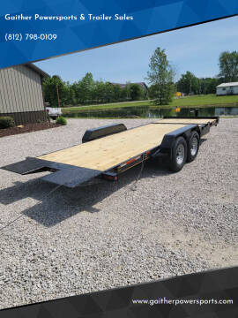 2021 Heartland 14K Suretilt 22' for sale at Gaither Powersports & Trailer Sales in Linton IN