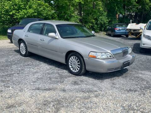 2005 Lincoln Town Car for sale at Saratoga Motors in Gansevoort NY